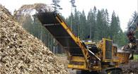 Metsähakkeen tuotannon kalusto- ja työvoimatarve Suomessa 2020