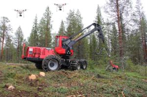 Uuden teknologian mahdollisuudet puunhankinnassa
