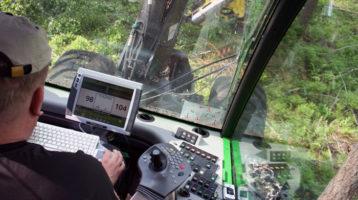 Yhteinen suositus metsäkonetiedon omistukselle ja käytölle