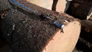 Puutavaran mittausmenetelmien osuudet vuonna 2016