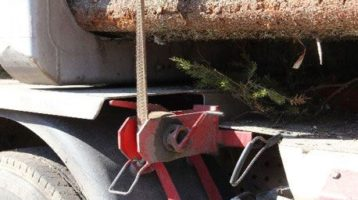 Puukuormien sidonta. Kuljetusyrityskyselyn tulokset