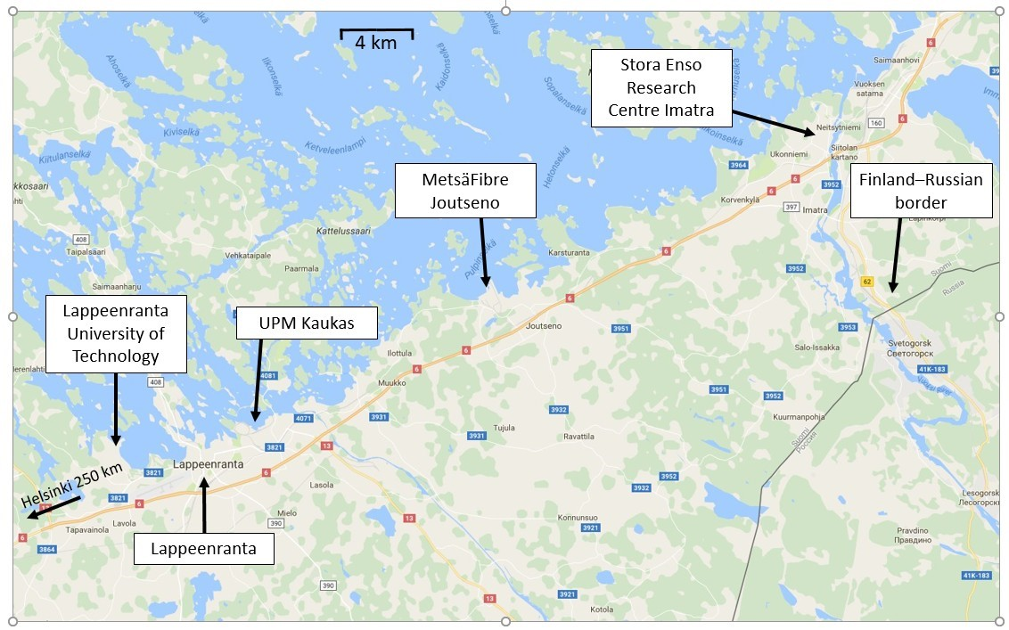 Lappeenranta 2017 Metsteho