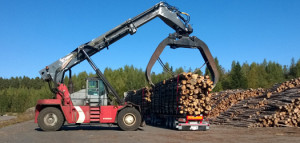 Puutavaraterminaaleja ja kuormauspaikkoja kehittävä EAKR-hanke käynnistynyt